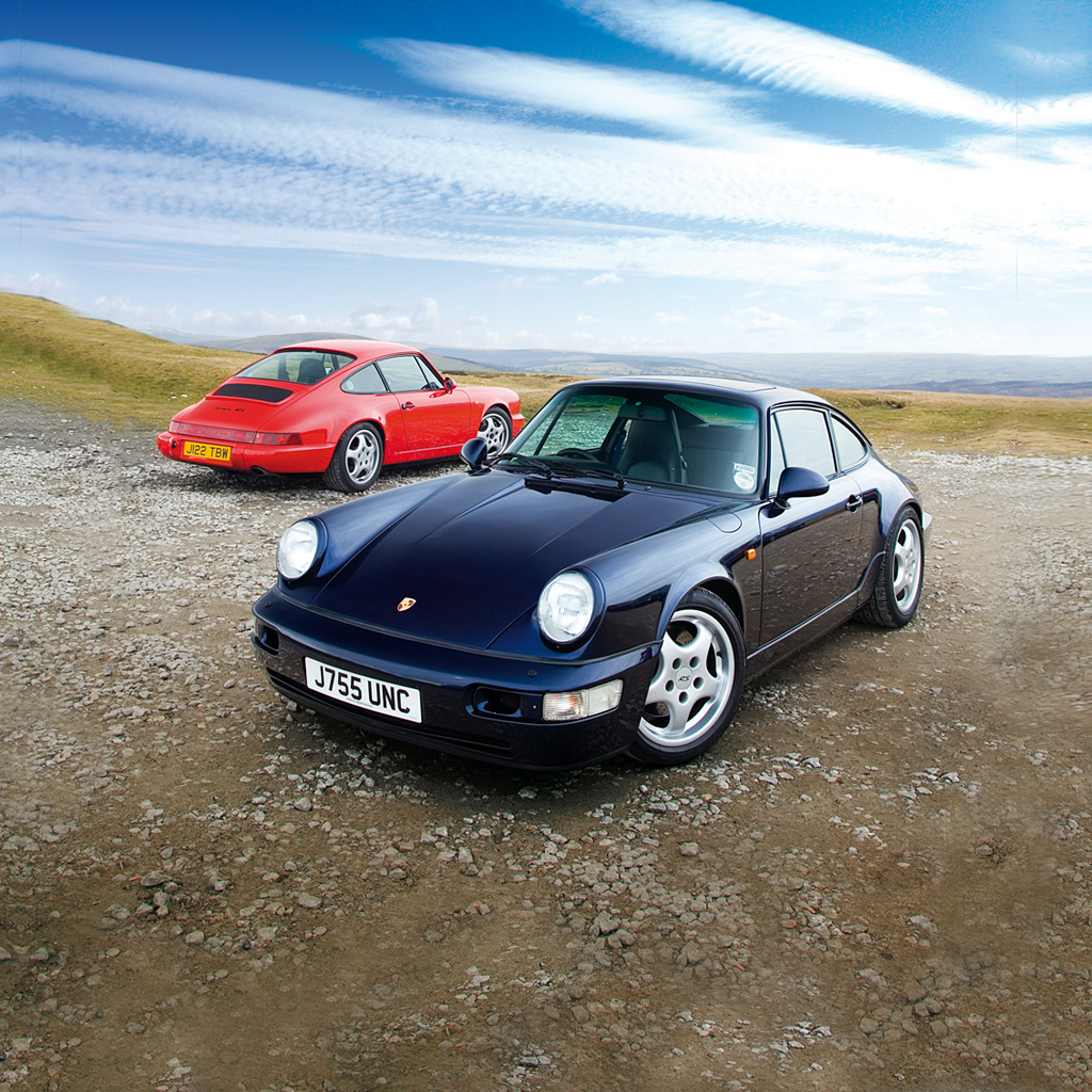 Porsche 964: Are they any good