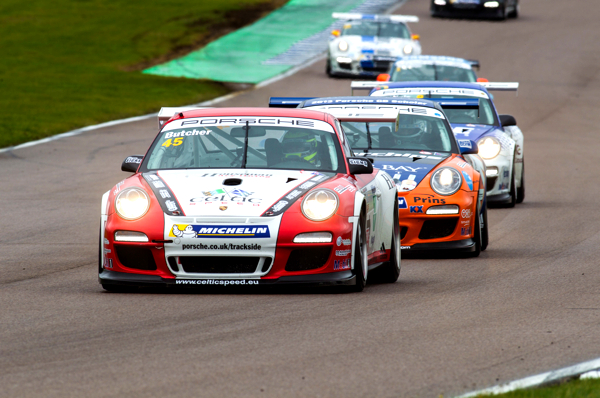 Butcher Porsche Carrera Cup GB