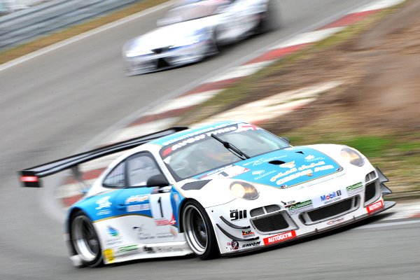 The Oman Air Motorbase team now lie fourth in the championship before the season finale. (Credit: PSP Images)