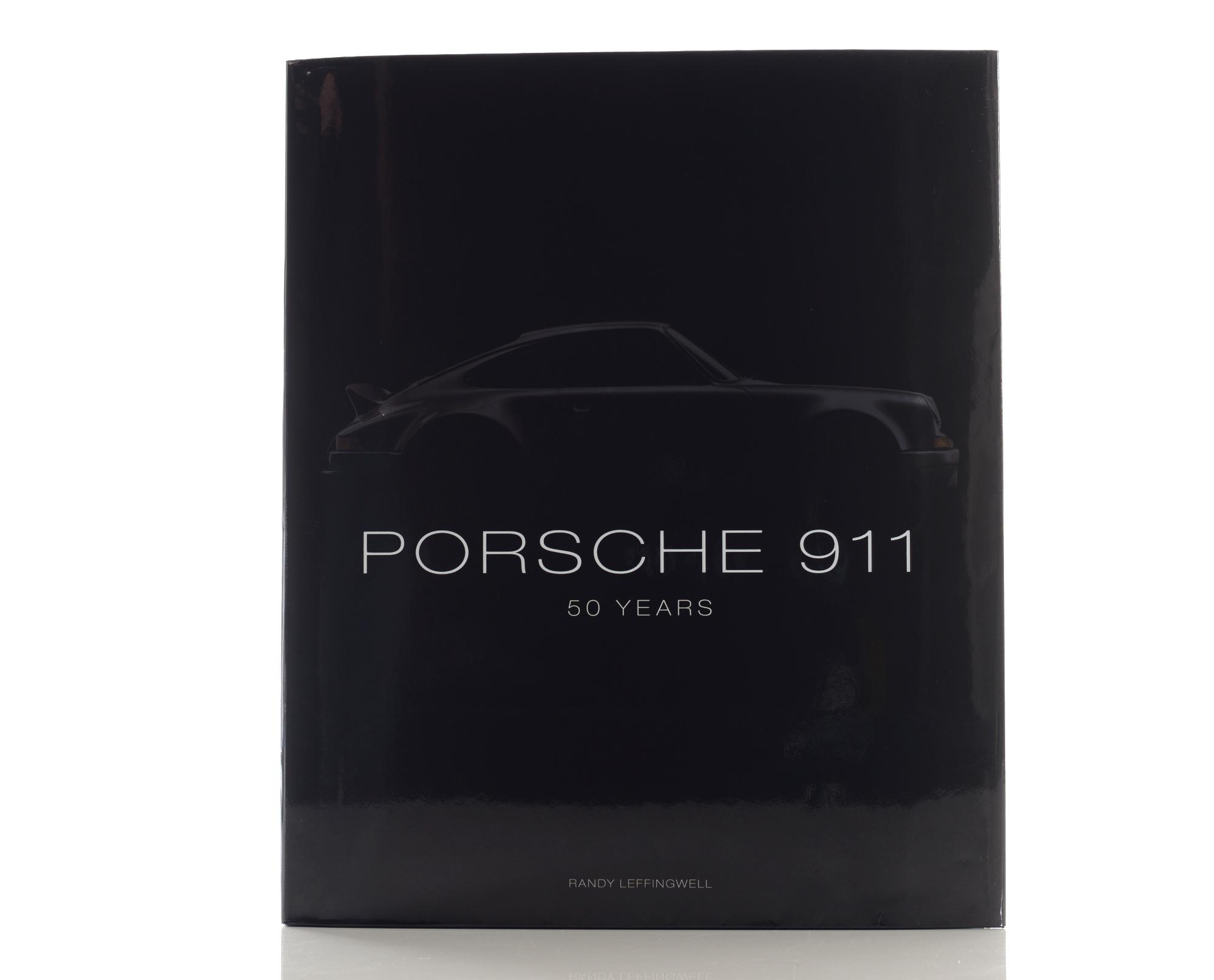Porsche 911 50 Years book