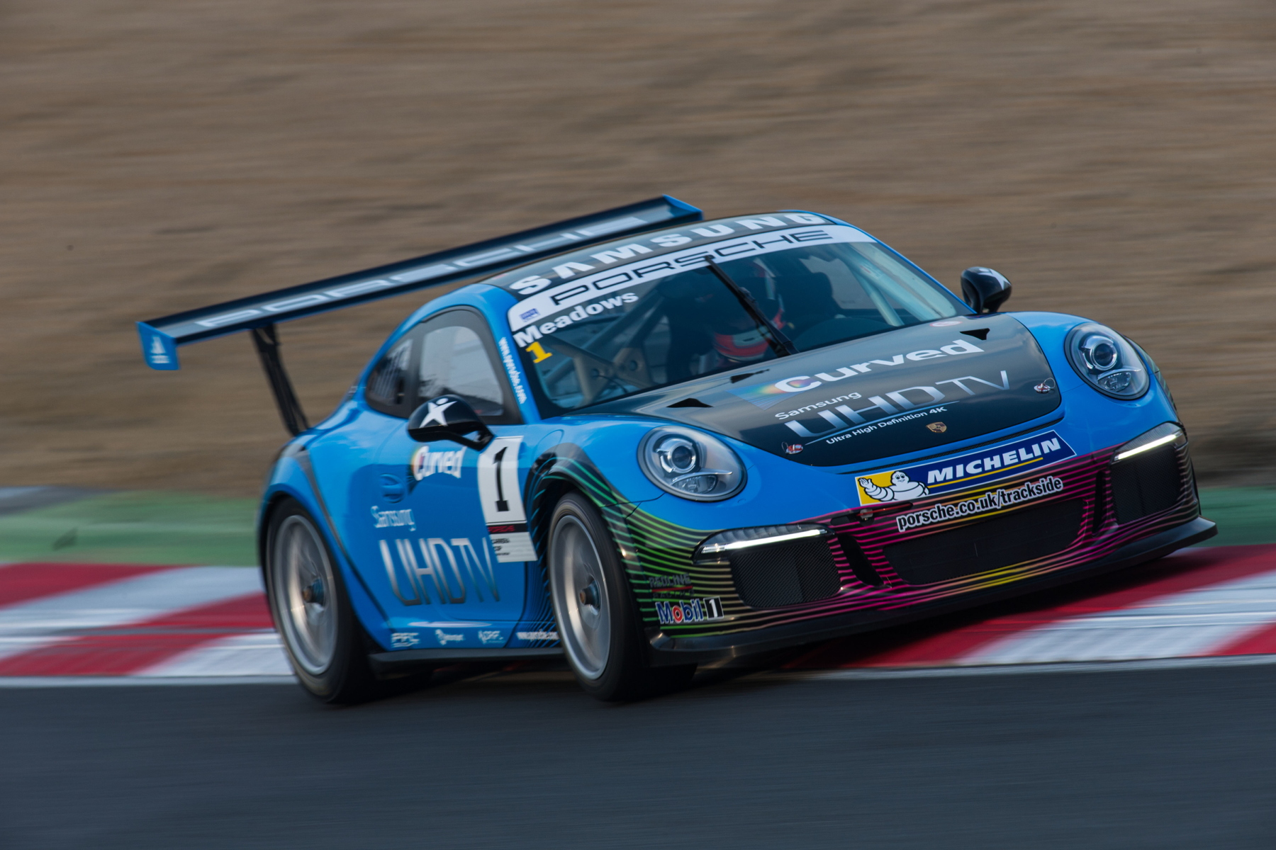 Michael Meadows Carrera Cup GB