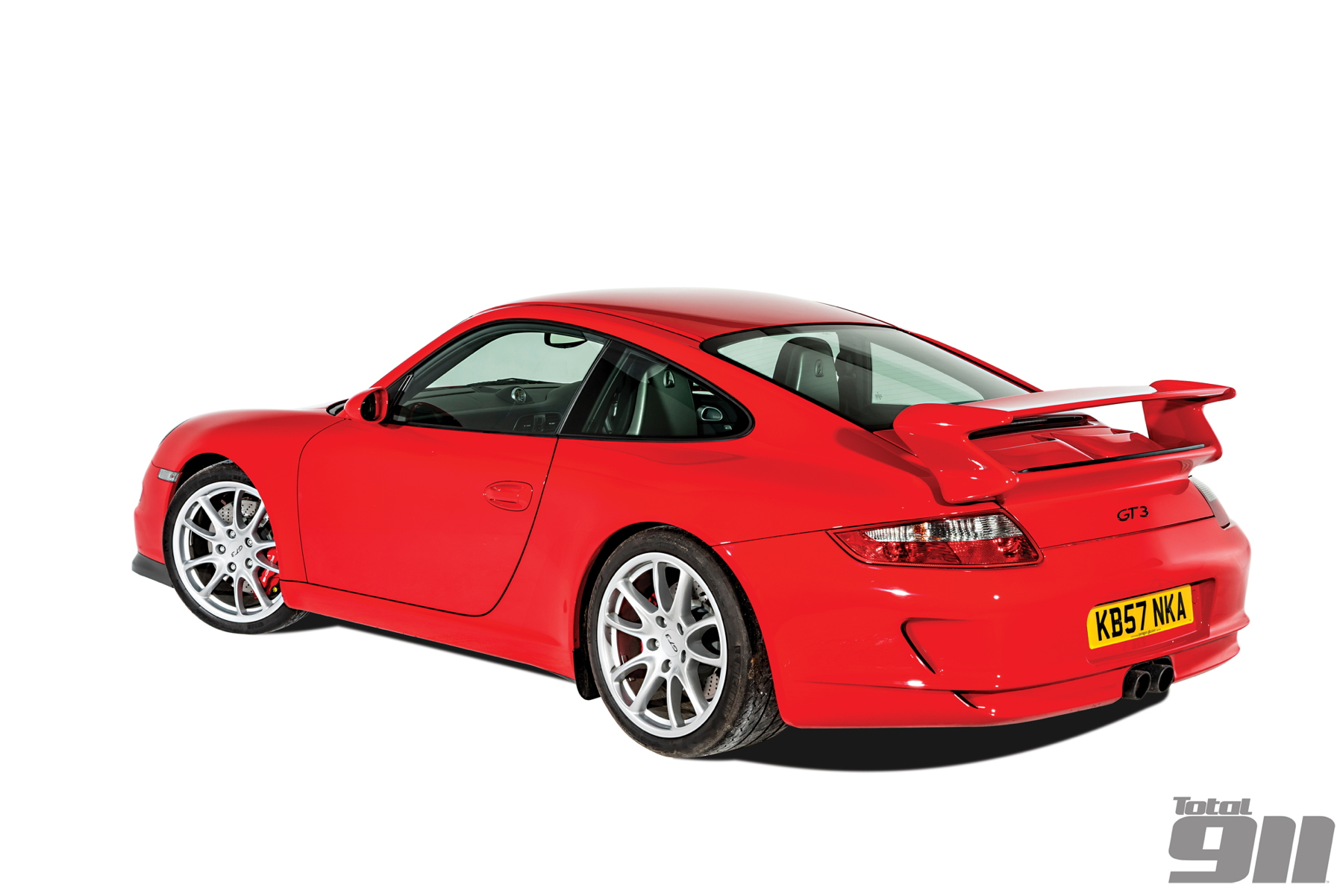 The 997 GT3 Gen1 is the star of our Ultimate guide.