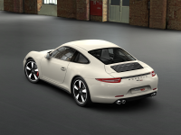 991 Anniversary edition Lee rear
