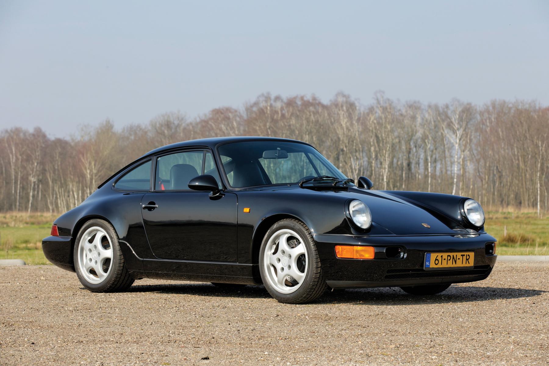 Porsche 964 RS RM Auctions