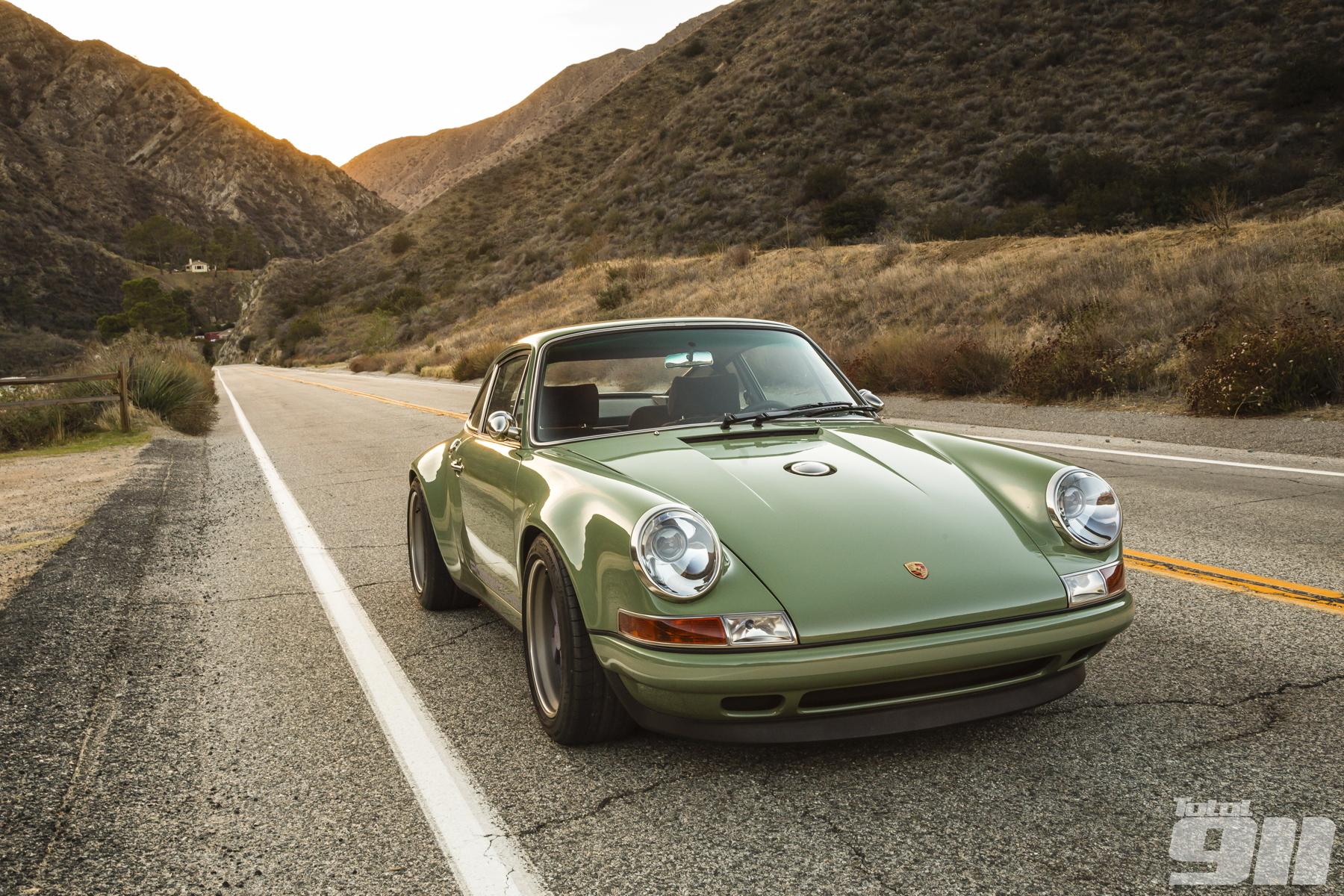 Is Modifying A Classic Porsche 911 Sacrilegious Air