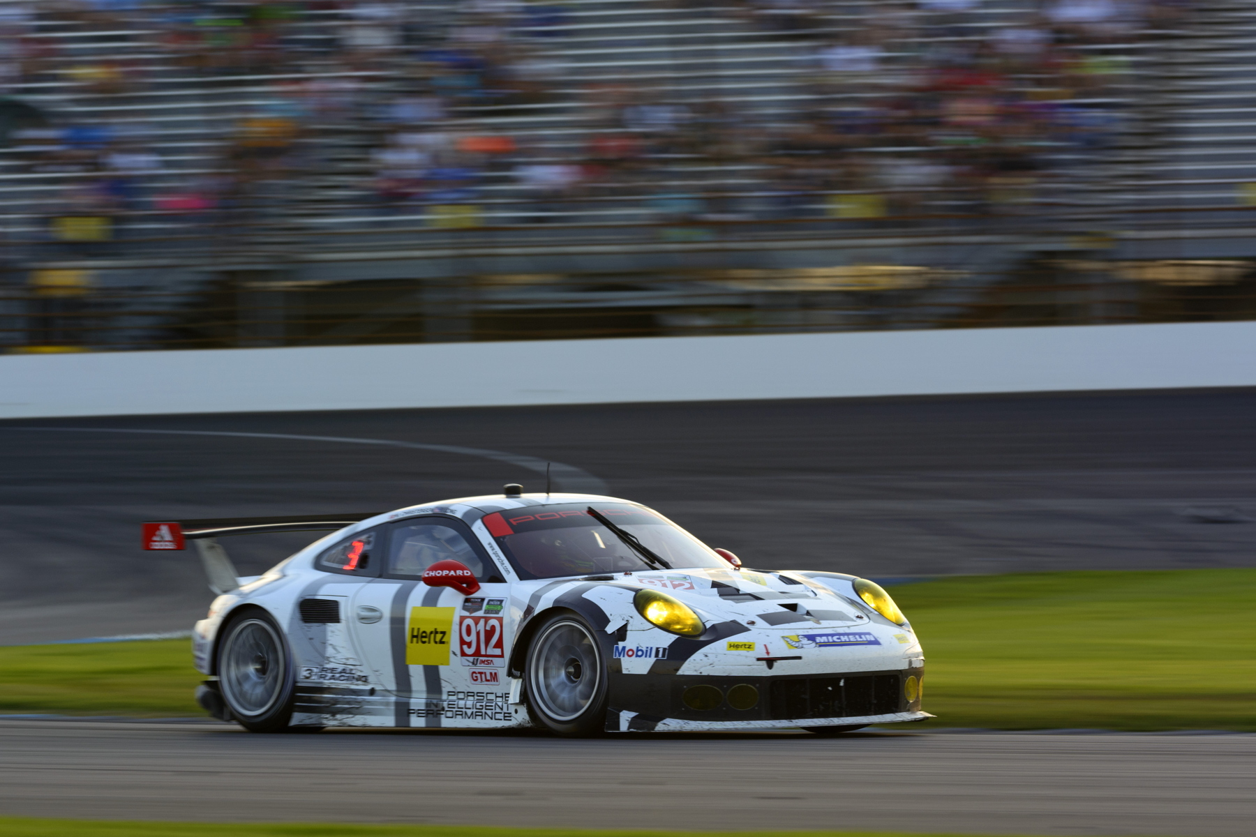 Tuscc Indianapolis Motor Speedway Race Report Total 911