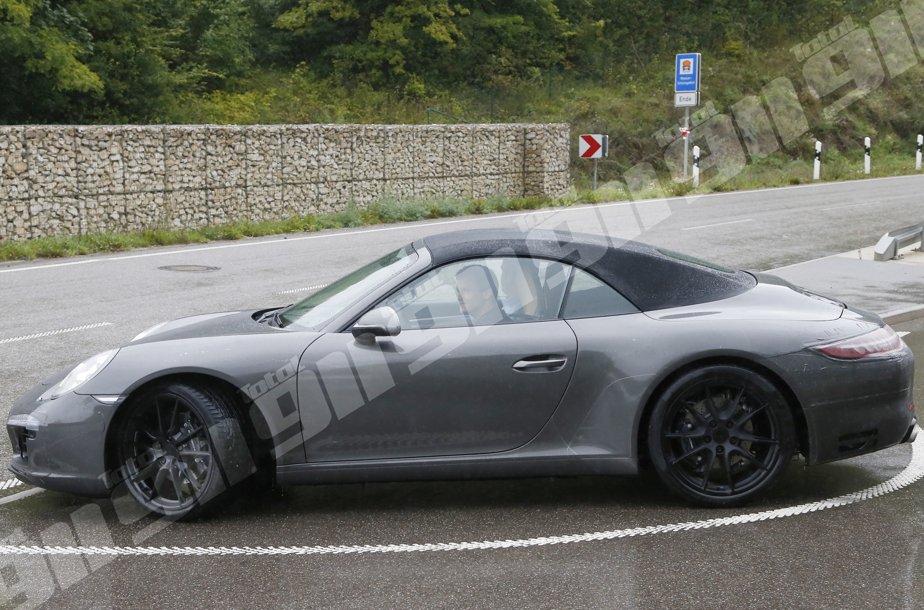 Say Hello To The Turbocharged Porsche 992 Total 911
