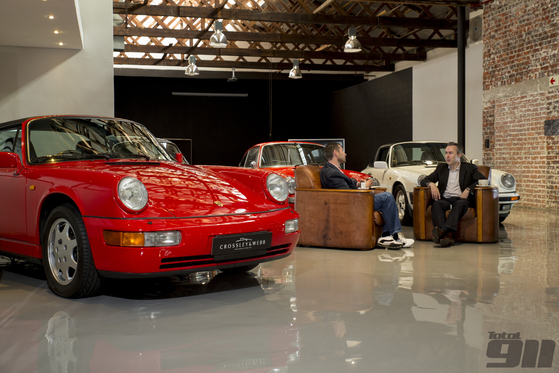 We discuss the classic Porsche market with Crossley & Webb, South Africa's premier Porsche specialist.