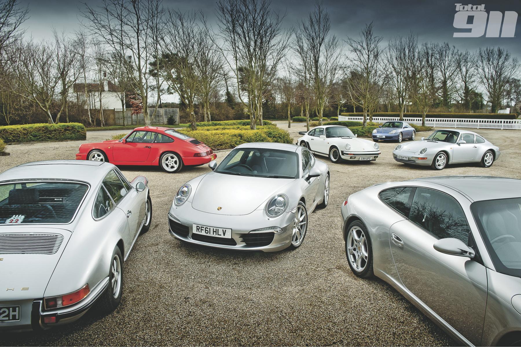 Porsche 911s Total 911