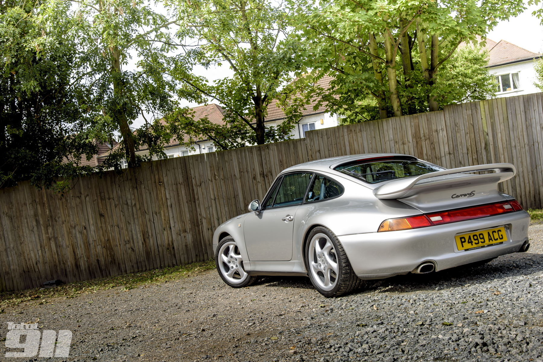 porsche 993 carrera s end of an era total 911