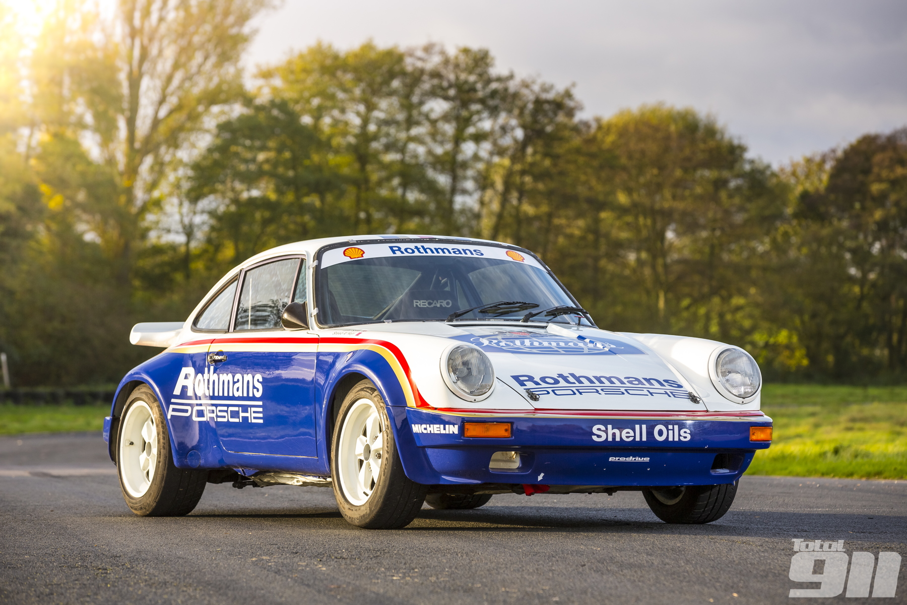 Seven classic Porsche racing liveries that will make you