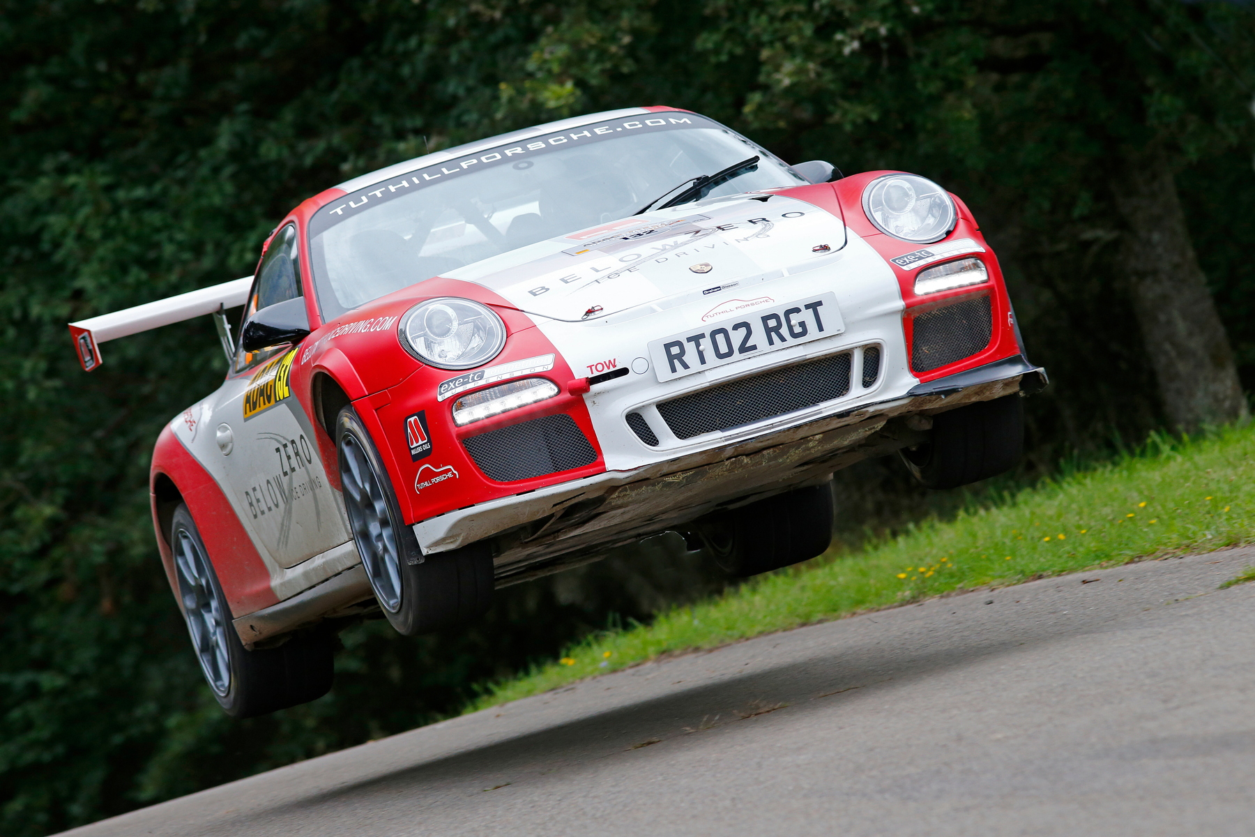 Tuthill Porsche WRC Germany
