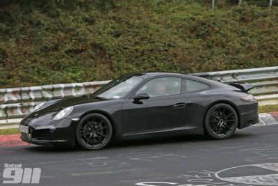 Does anyone look calmer at the wheel of a Porsche 911 than Walter Röhrl? We've yet to see them.