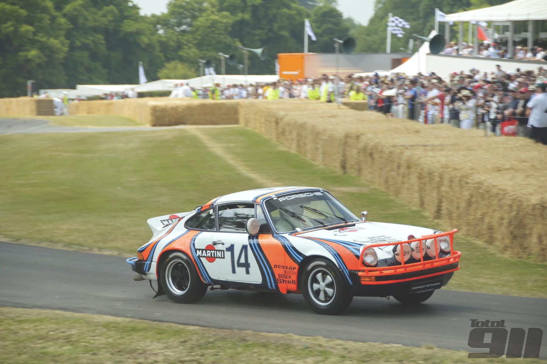 Rallying A Porsche 911 History Total 911