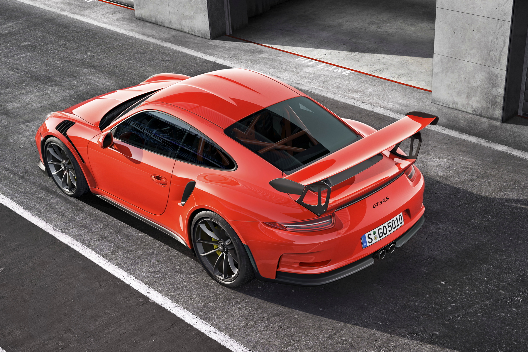 new porsche 911 gt3 rs launched in geneva total 911. Black Bedroom Furniture Sets. Home Design Ideas