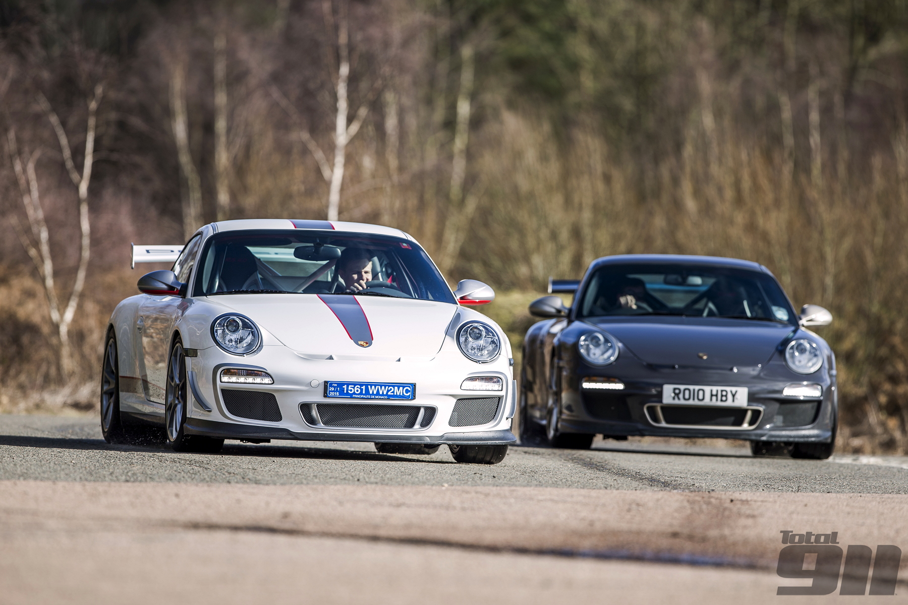Porsche 997 Gt3 Rs Vs Rs 4 0 Rennsport Masters Total 911