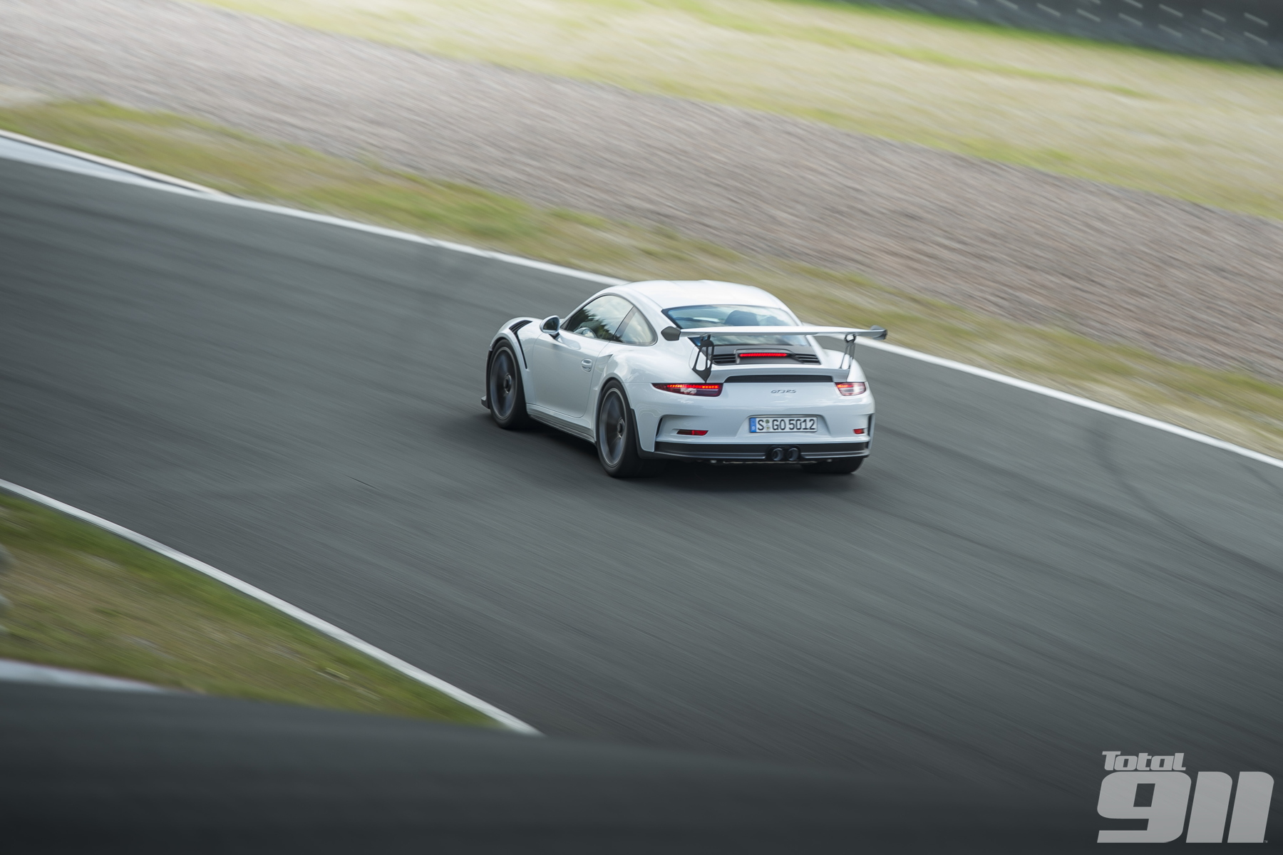 It's a technological marvel, but can the new Porsche 911 GT3 RS thrill us on track? We find out in issue 128.