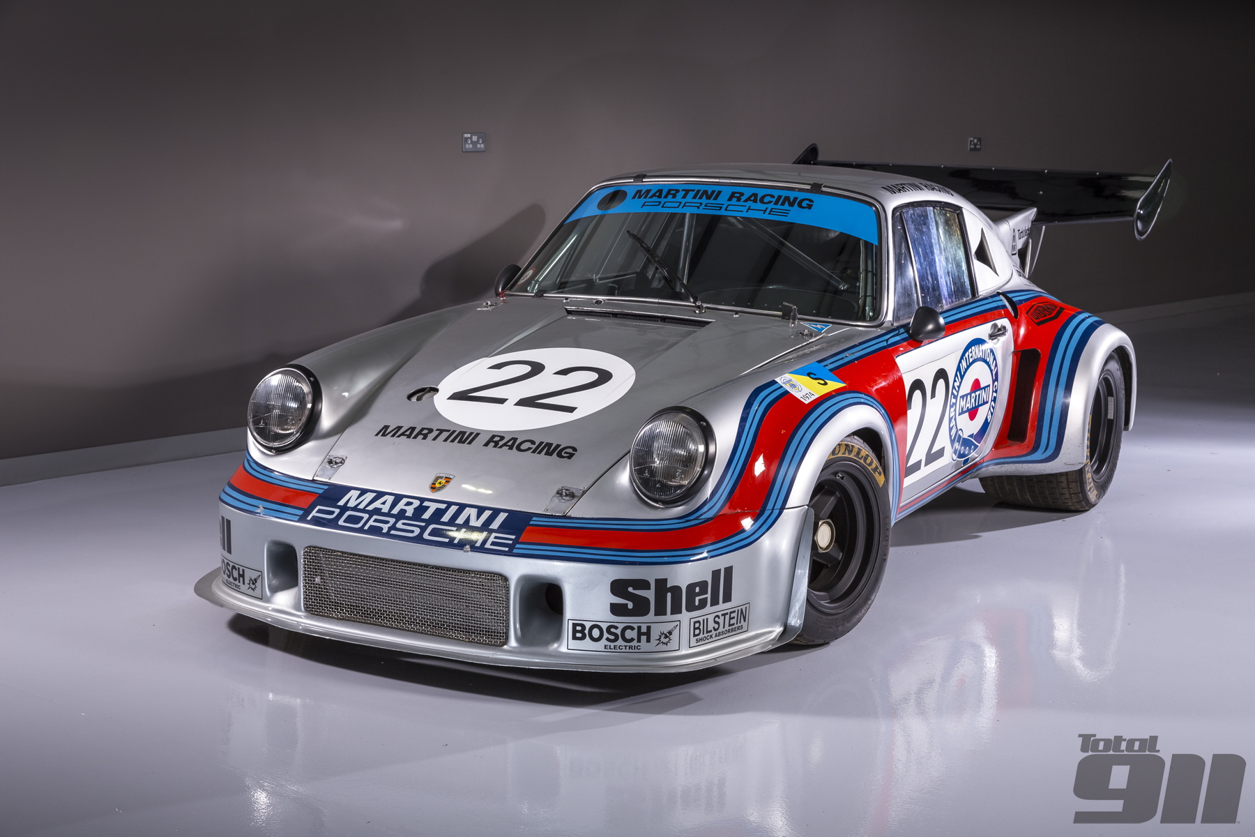 Born out of Porsche's Can-Am experience, we get up close and personal with the 1974 Porsche 911 Carrera RSR Turbo 2.1.