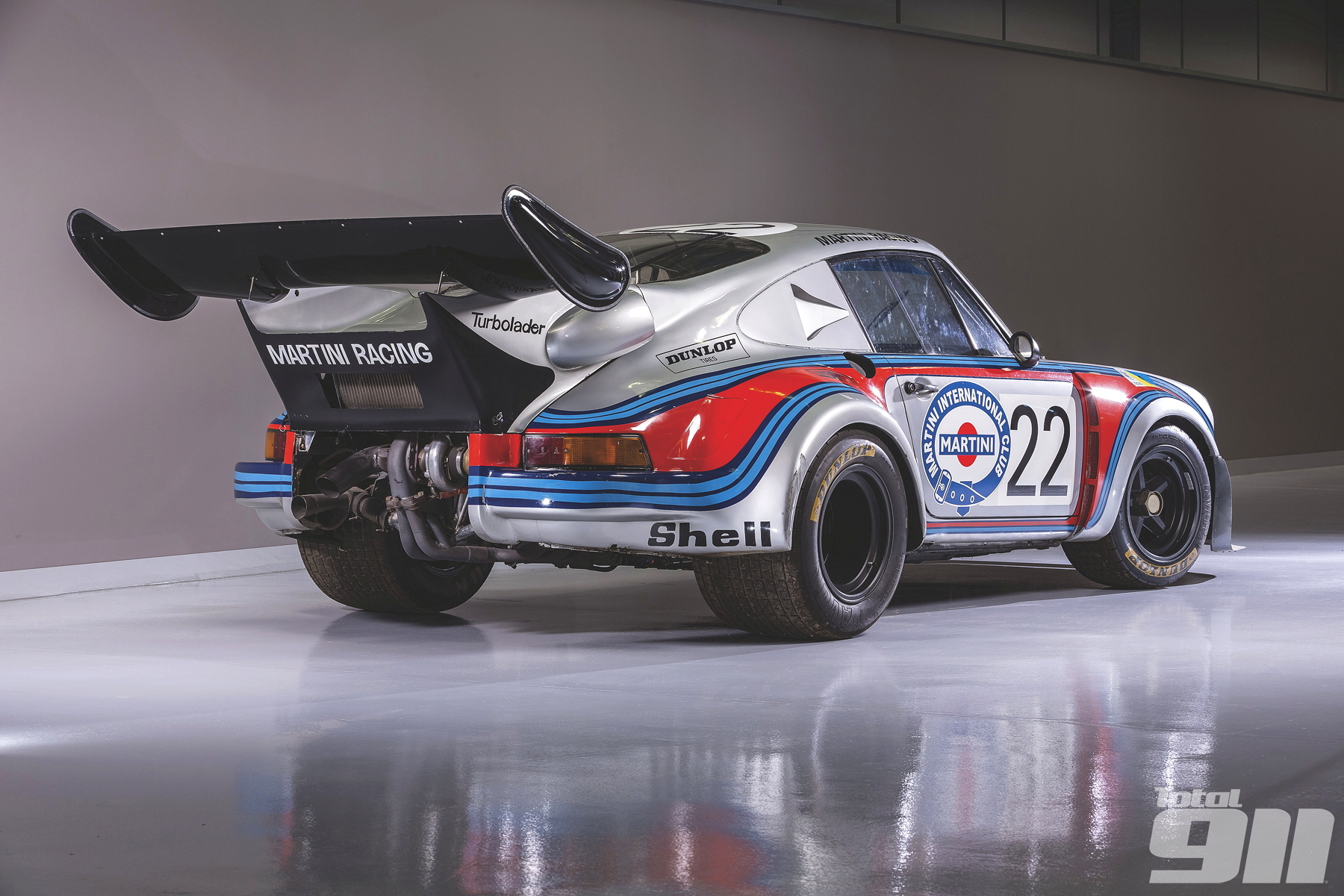 1974 911 Carrera RSR Turbo 2.1