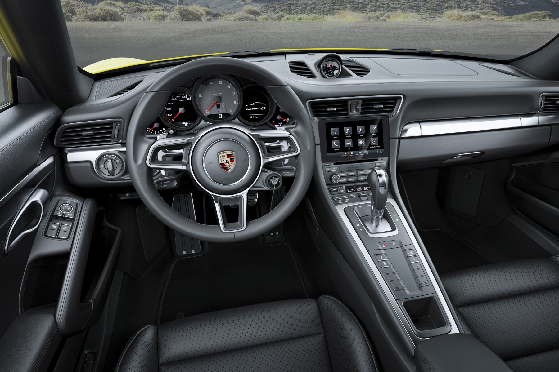 New Porsche 991 2 Carrera 4 And Targa 4 Unveiled Total 911