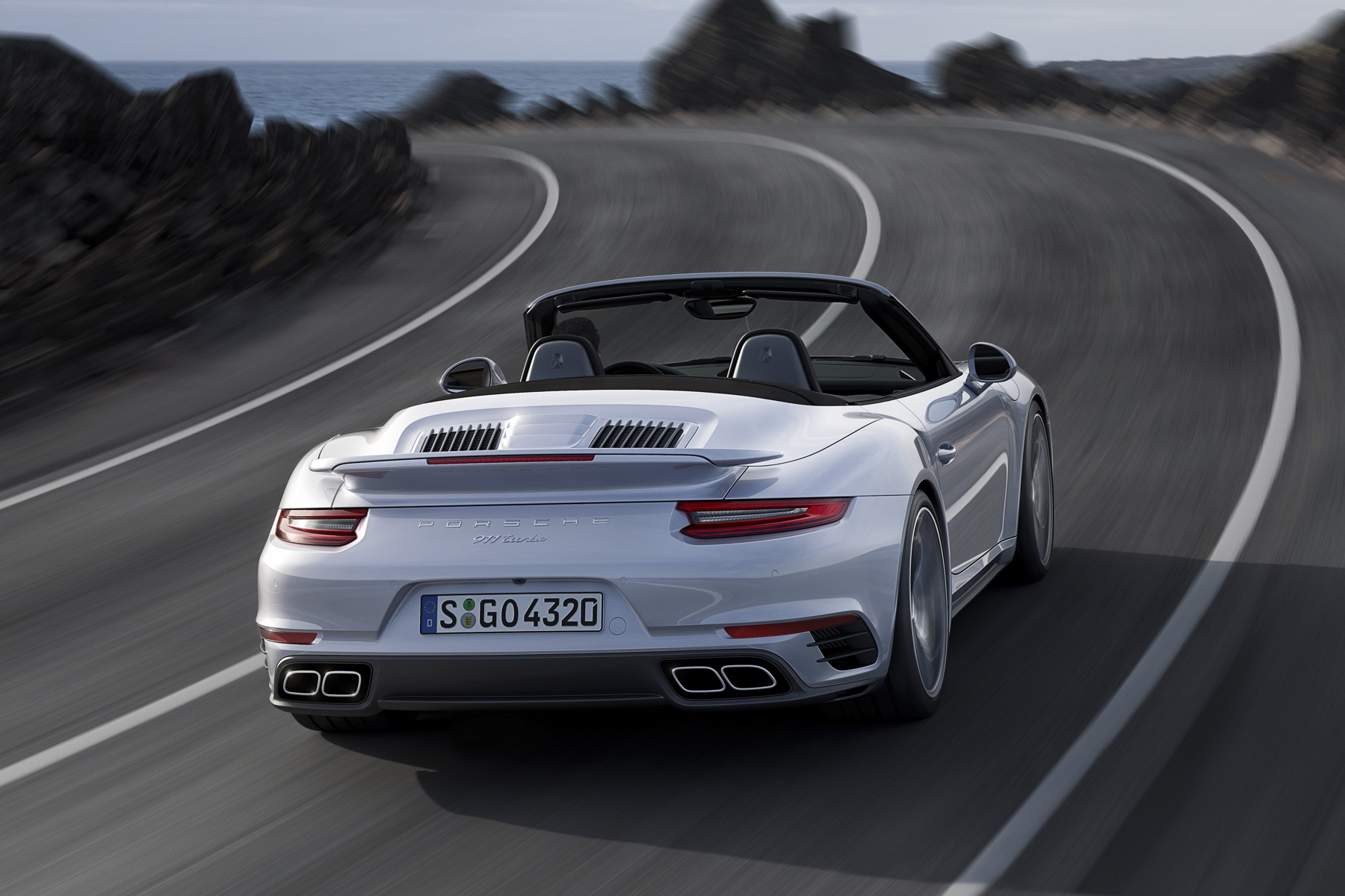 Cabriolet versions are also available for immediate order. First deliveries are expected to UK Porsche Centres at the end of January.