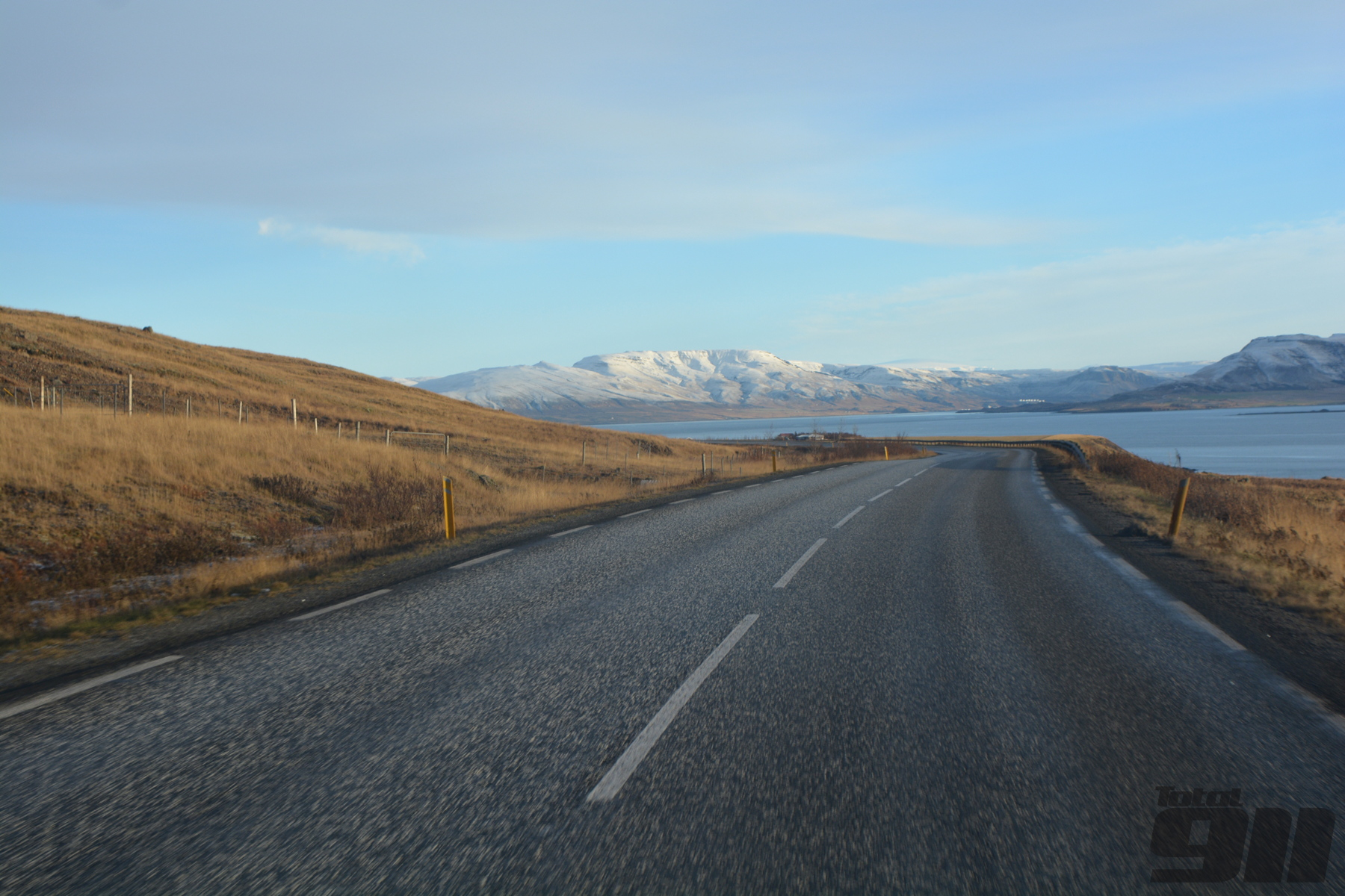 Our latest great road takes us further north than we've ever been with a trip around the island of Iceland.