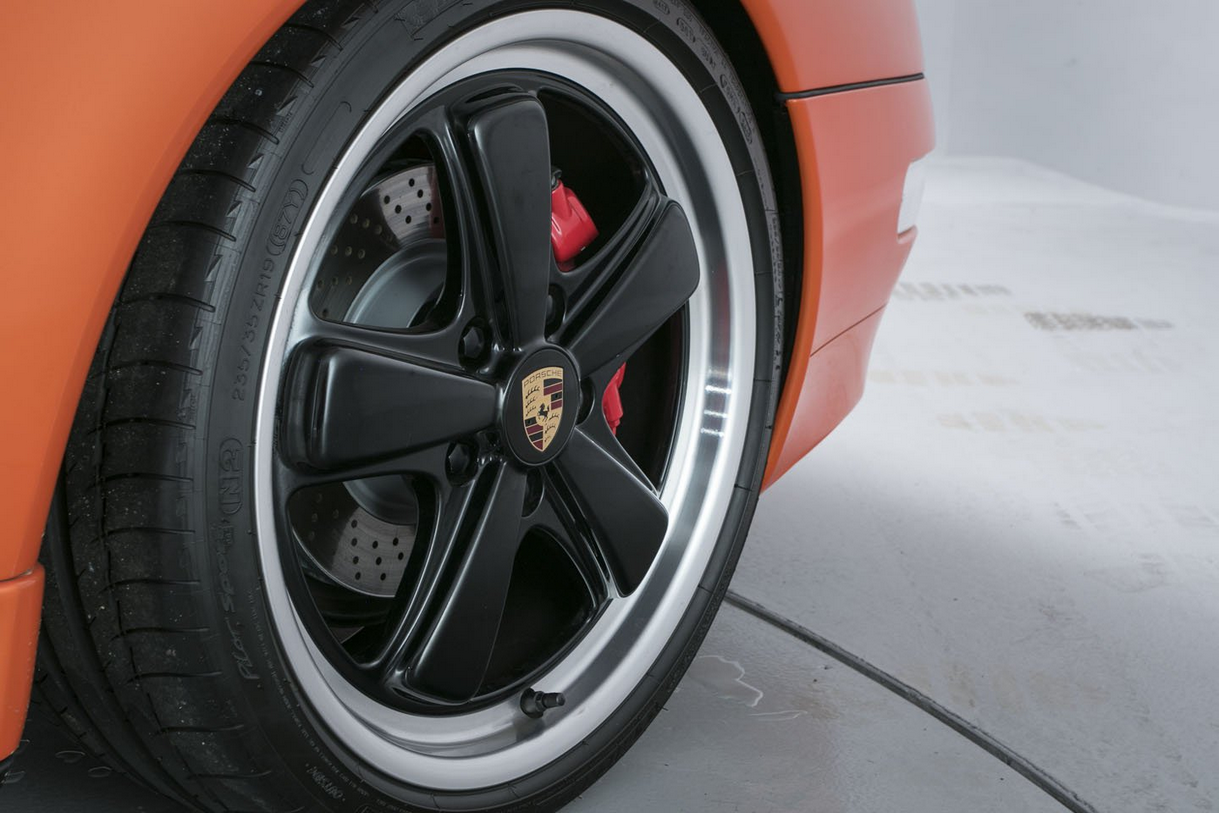 Fuchs alloy wheel