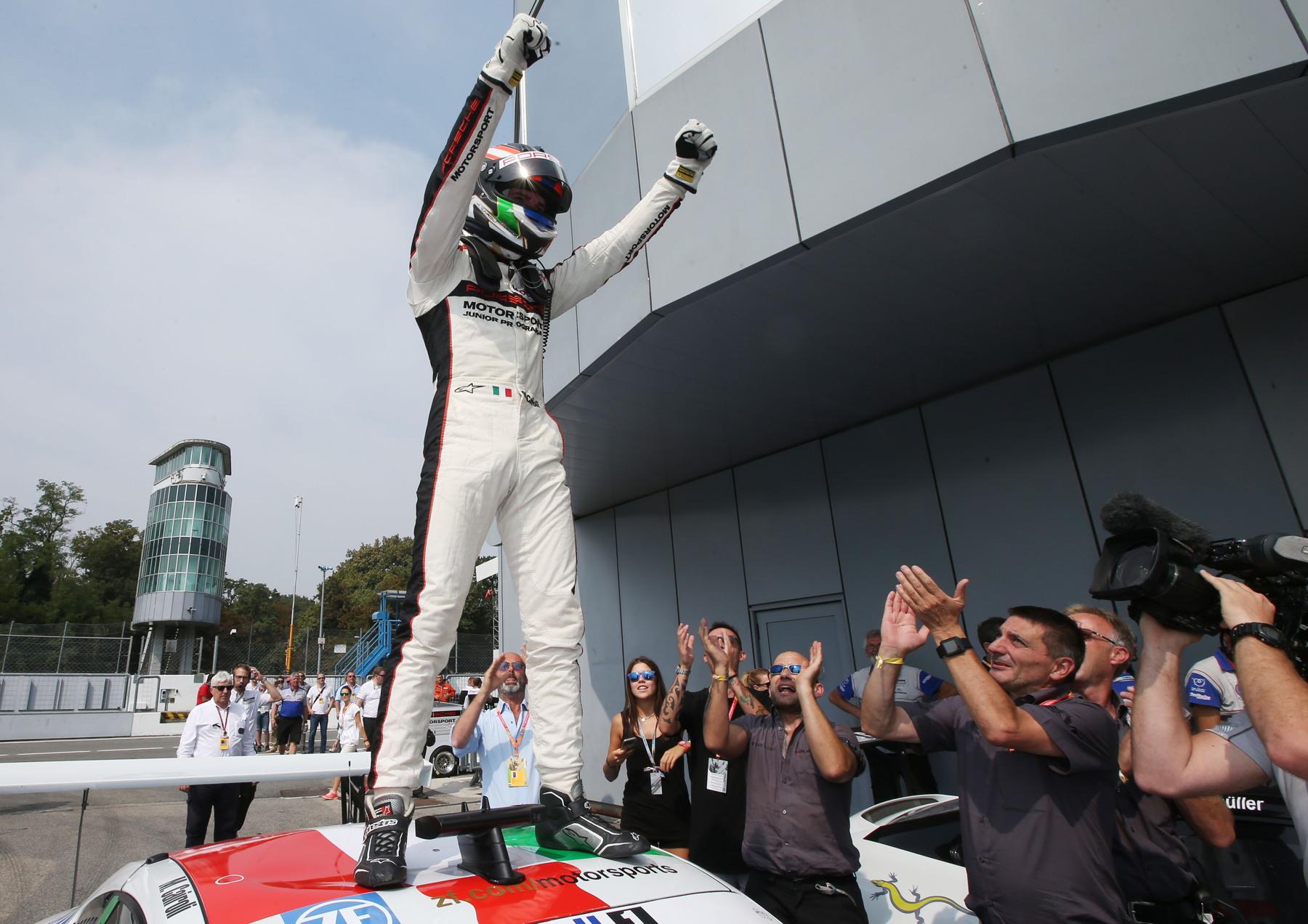 Porsche Mobil 1 Supercup Monza 2016