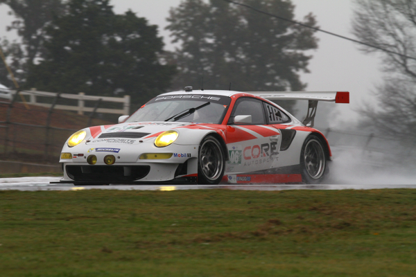 CORE autosport will be looking forward to 2014 when they become the Porsche factory team for the new USCR series.