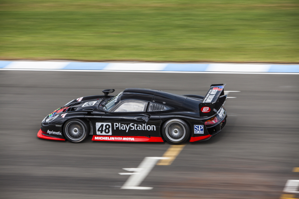porsche 911 gt1 evo ready to race again total 911. Black Bedroom Furniture Sets. Home Design Ideas