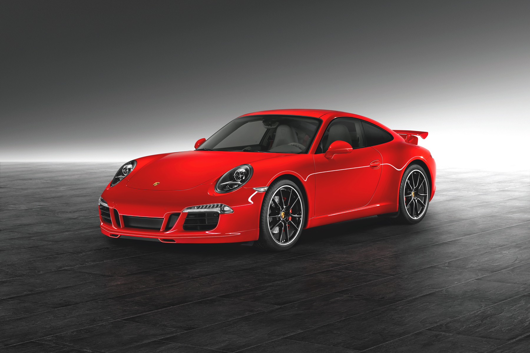 991's Aerokit Cup package is less GT3-esque. But it's only slightly better.