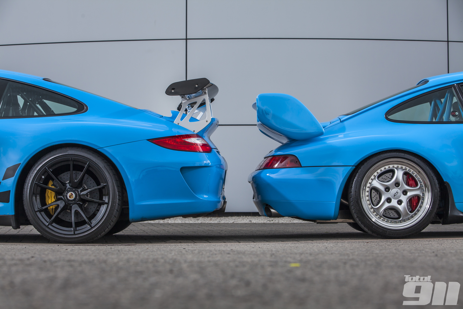 Total 911 S Top Six Porsche 911 Rear Wings Of All Time