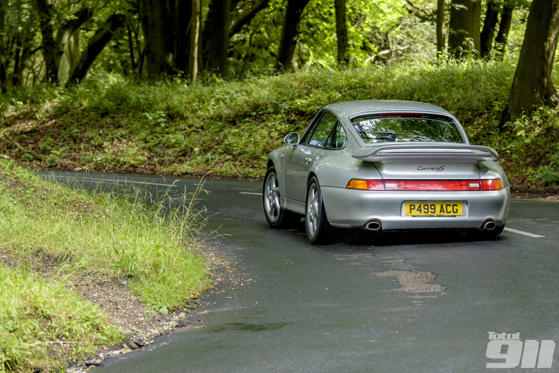 Is the best view of Turbo-look legend that saw out the air-cooled era?