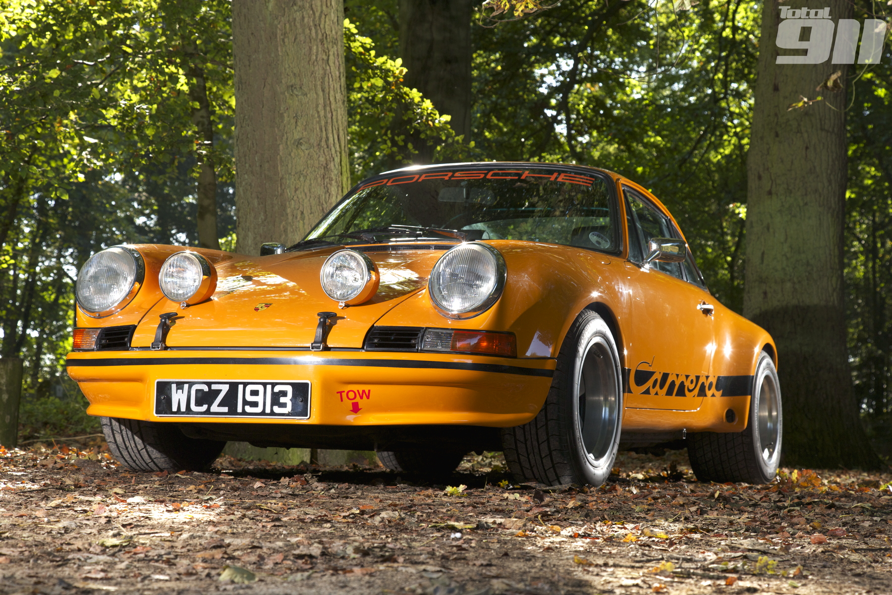 Opinion It S Time To Stop The Retro Backdates Total 911