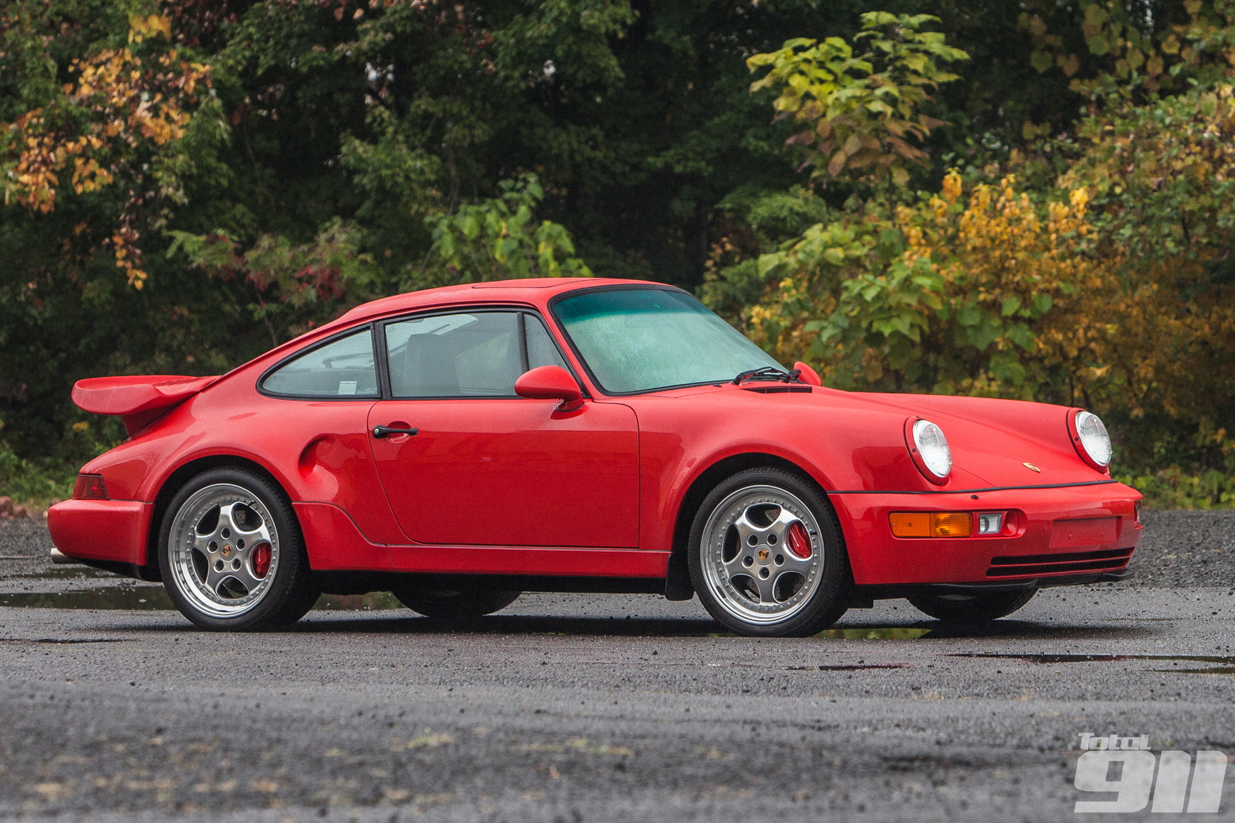 Top Eight Rarest Factory Built Porsche 911s Of All Time