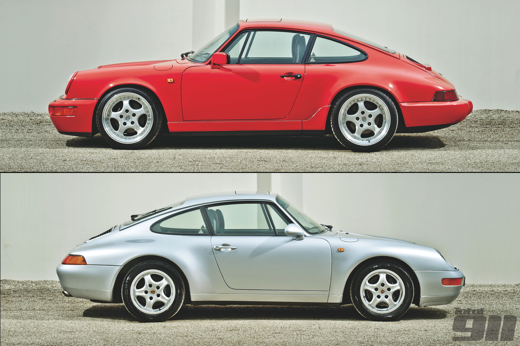 Opinion Is The Porsche 964 Carrera A Better Car Than The