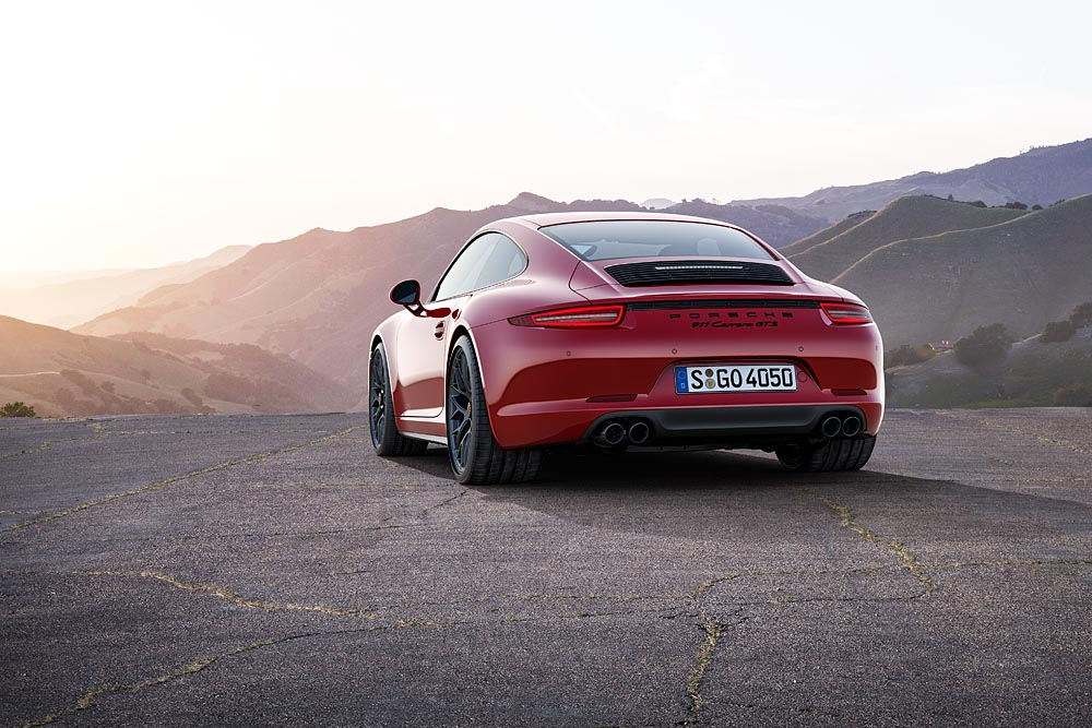 Porsche 991 Carrera GTS Coupe
