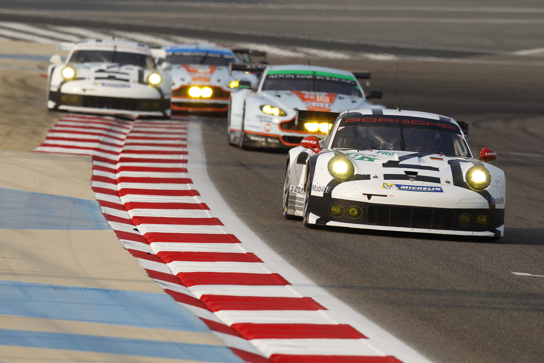 Another frenetic season of FIA WEC action comes to a close this weekend, with Aston Martin able to influence the direction of the 2014 manufacturers' title.