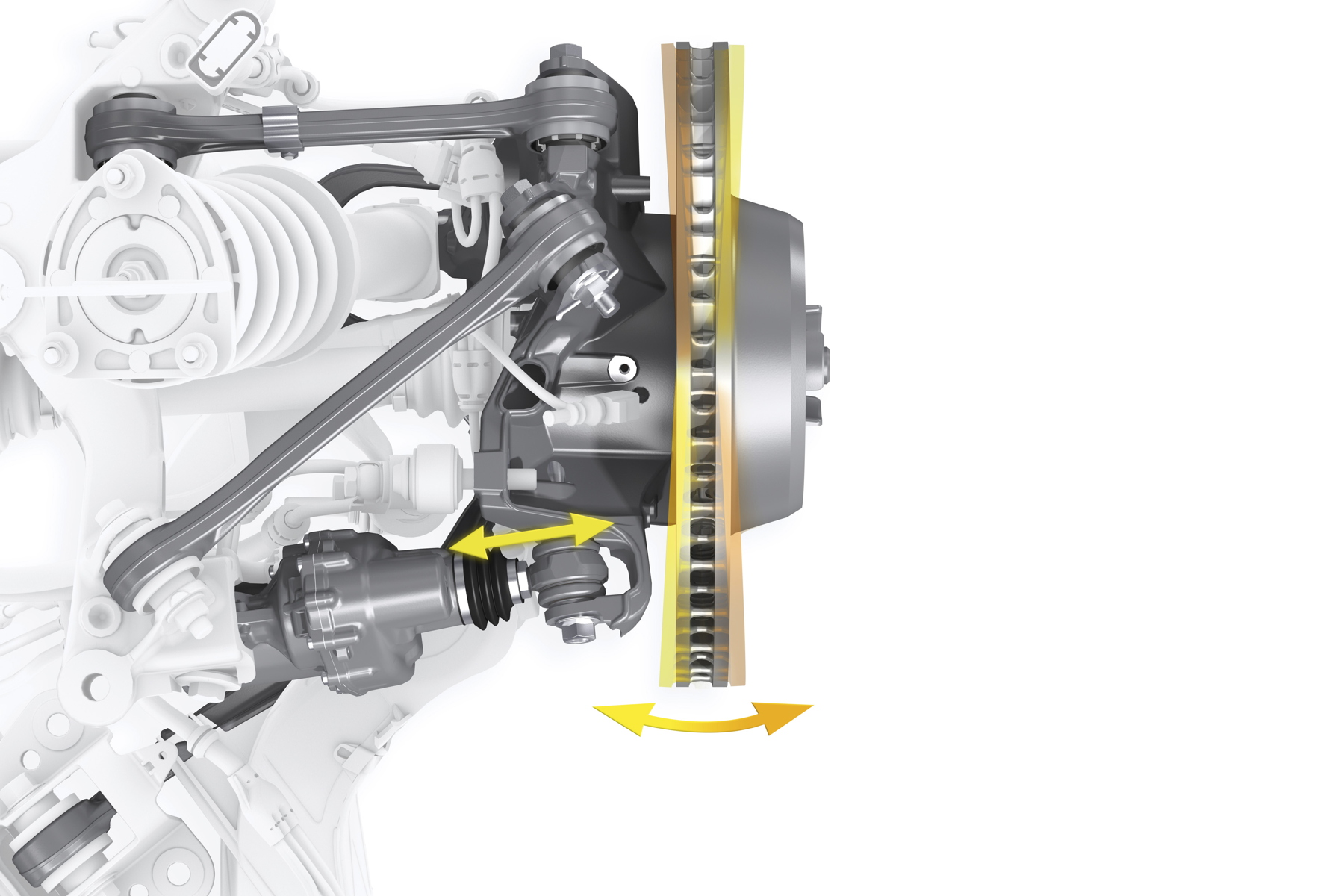 Technology Explained Rear Axle Steering Total 911 Porsche 918 Spyder Engine Diagram View Full Size
