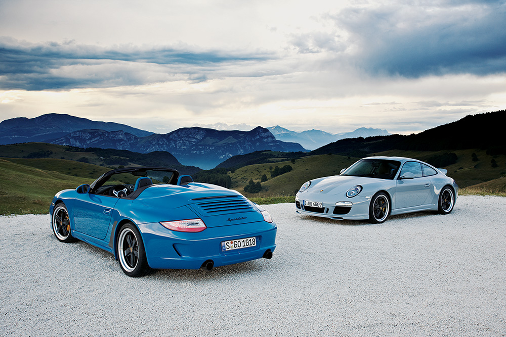 Opinion Seven Reasons The 997 Is The Best Generation Of
