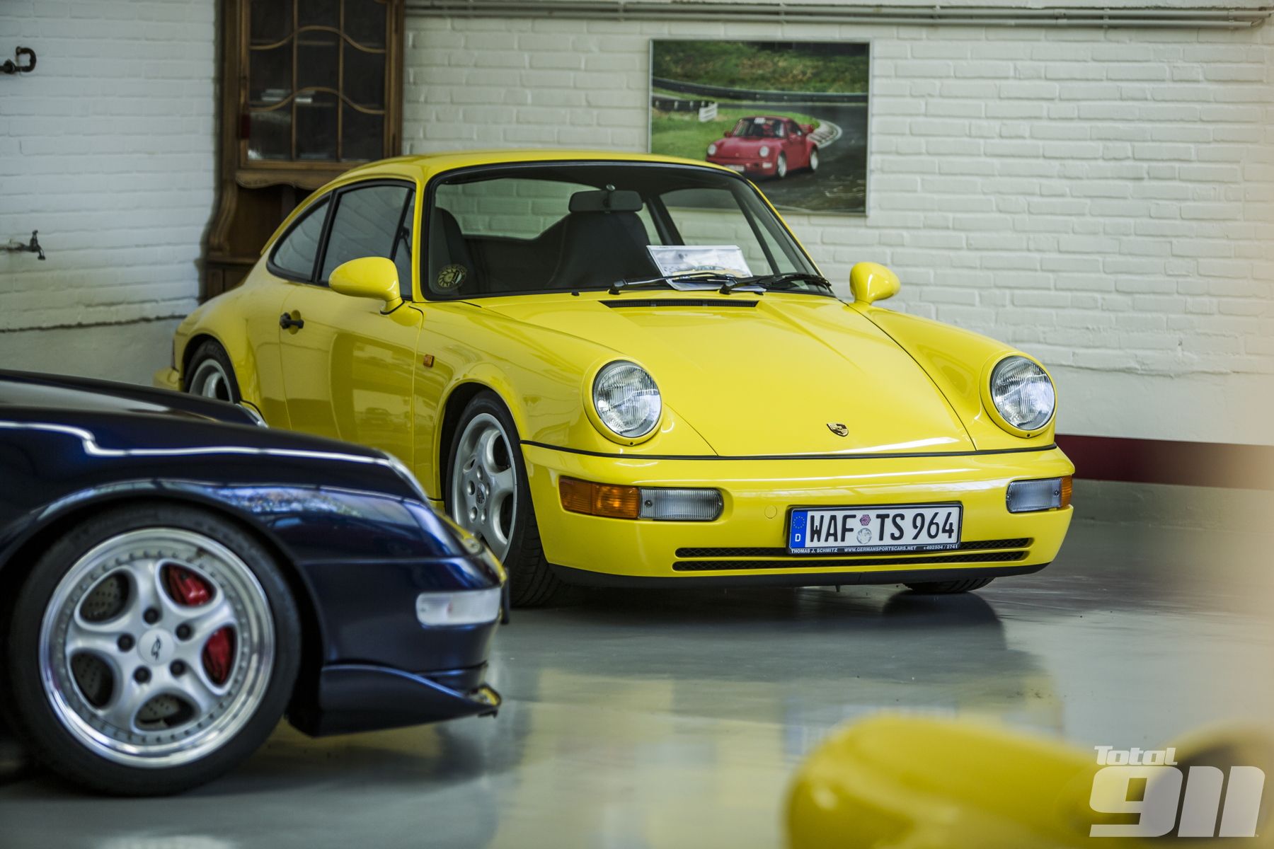 Go behind the scenes at Thomas Schmitz's German Sports Cars as we meet the man known as 'Mr RS'.