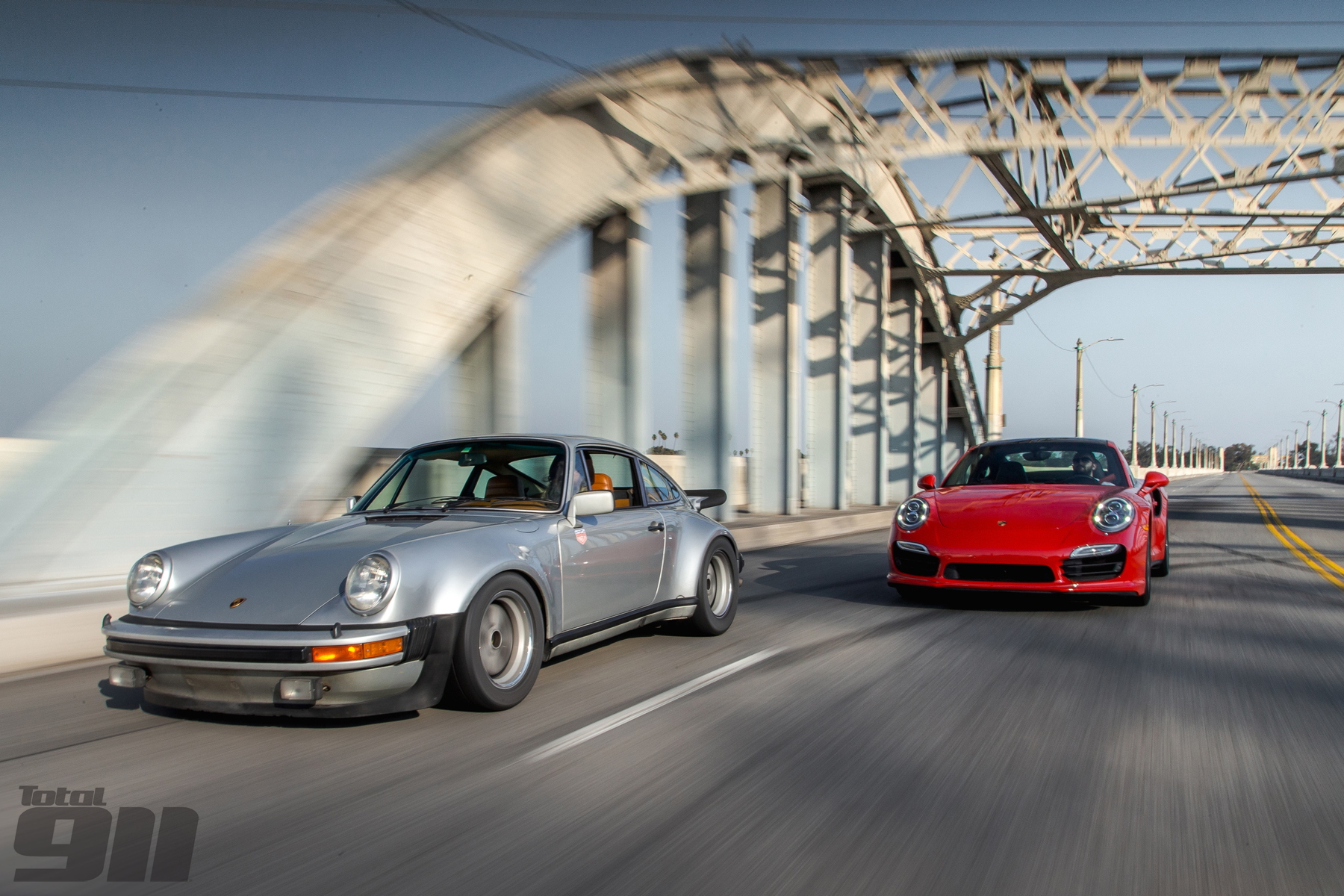 Magnus Walker 911 Turbo