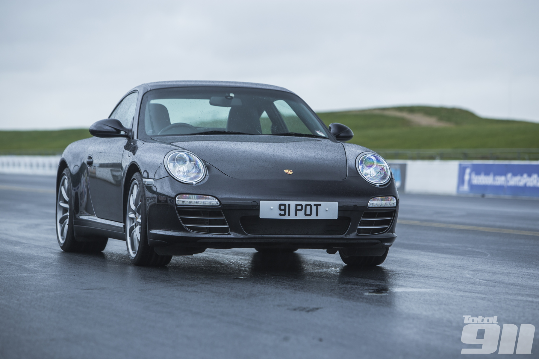 DFI technology first made it onto the second generation of Porsche 997 Carrera.