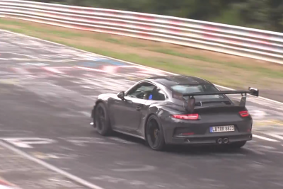 991 GT3 RS Ring video