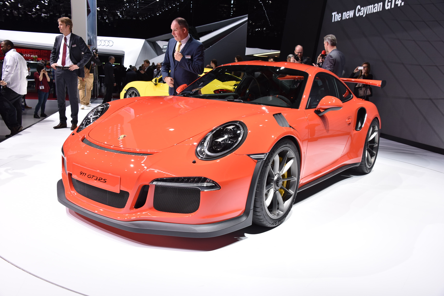 We have everything you need to know about the new Porsche 991 GT3 RS, including photos from Geneva and an interview with Mr. Preuninger himself.