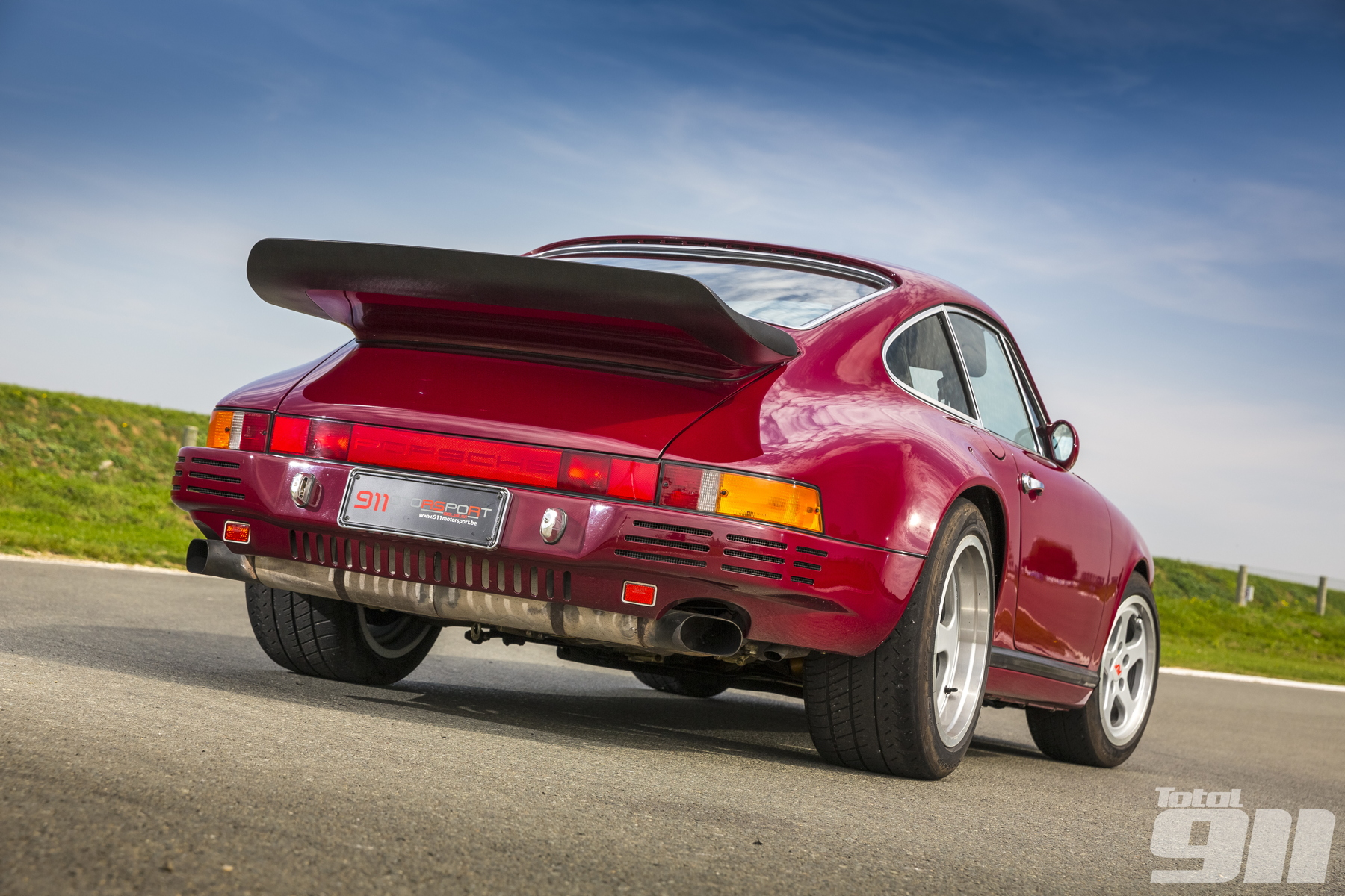 The Ruf CTR was the fastest car in the world in 1987. We get behind the wheel for an exhilarating test drive.