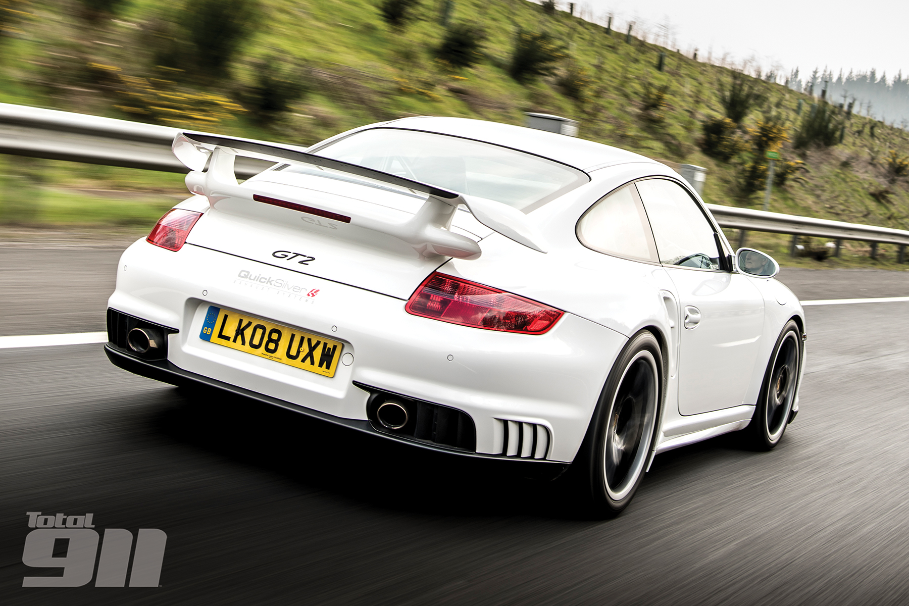Porsche 997 GT2: the last Widowmaker | Total 911