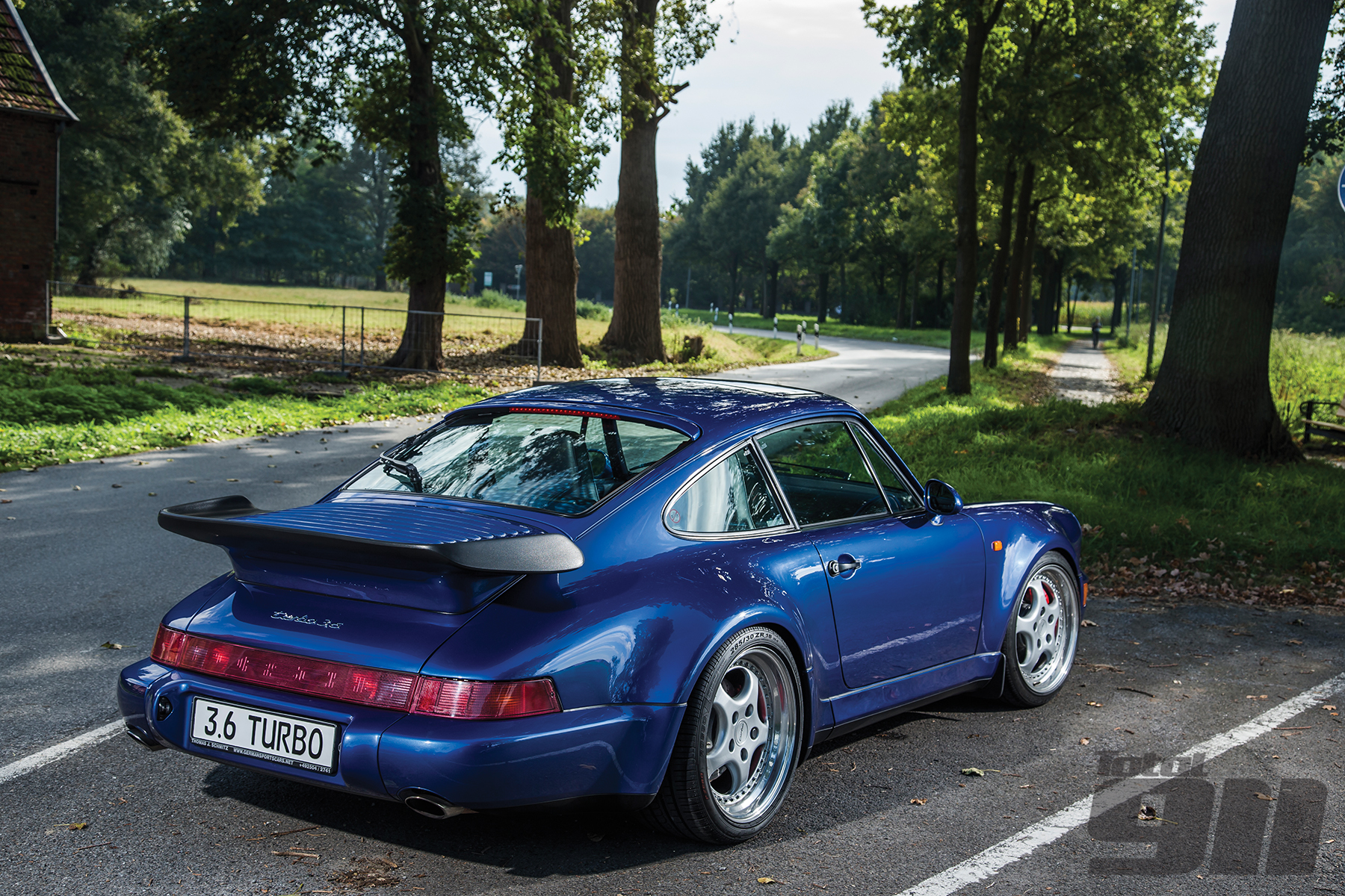 Total 911 S Top Five Porsche 964s Ever Built Total 911