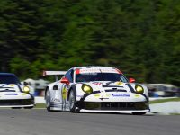 Porsche North America Racing finished fifth and ninth at Canadian Tire Motorsport Park last season.
