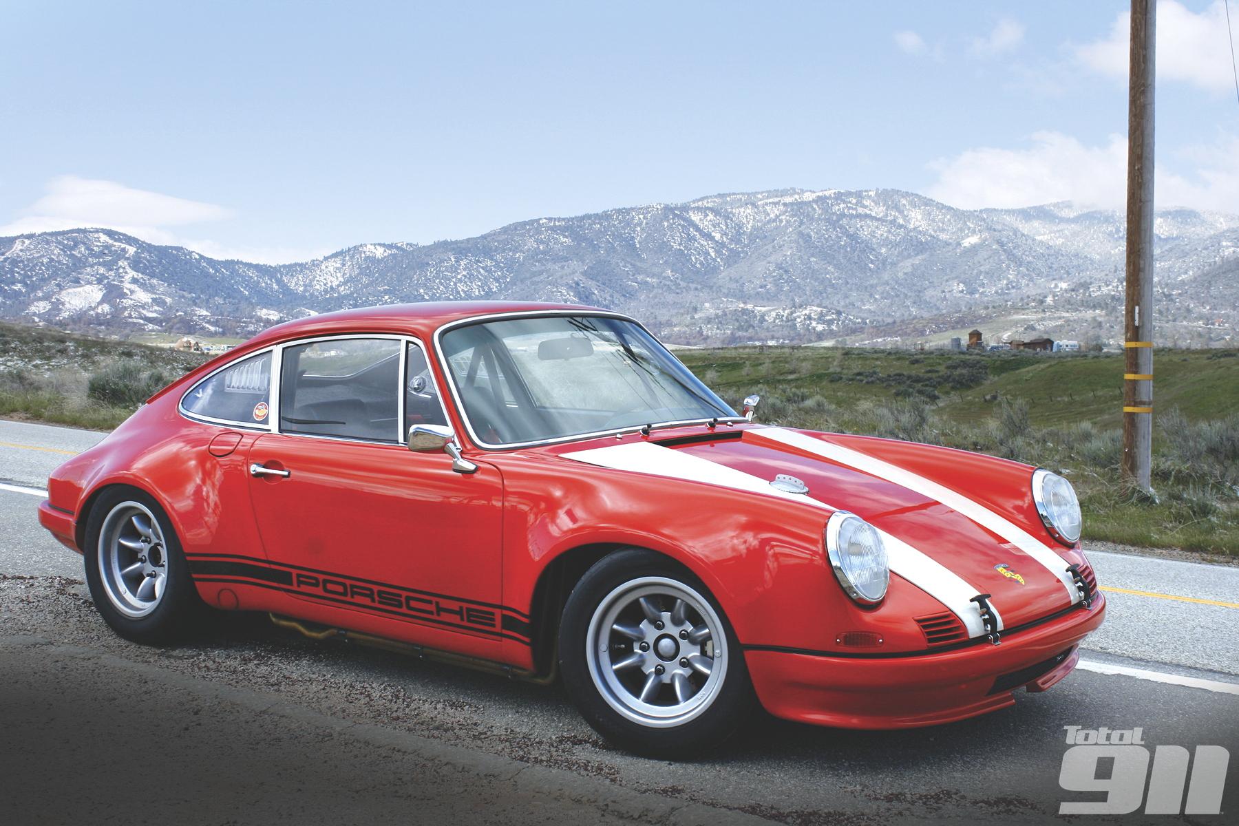 Total 911 S Top Six Favourite Magnus Walker Porsche 911s